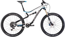 Zesty AM 727 Mountain Bike 2014 - Full Suspension MTB