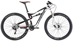 Zesty TR 329 Mountain Bike 2014 - Full Suspension MTB
