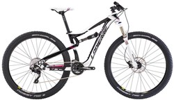 Zesty TR 329 Womens Mountain Bike 2014 - Full Suspension MTB
