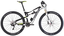 Zesty TR 429 Mountain Bike 2014 - Full Suspension MTB