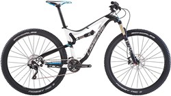 Zesty TR 529 Mountain Bike 2014 - Full Suspension MTB