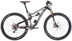 Zesty TR 929 E:I Mountain Bike 2014 - Full Suspension MTB
