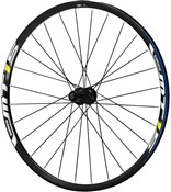 Product image for Shimano WH-MT15 XC 29er MTB Clincher Q/R Rear Wheel