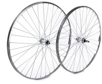 Tru Build Front wheel 27 Inch Alloy Rim Alloy Nutted Hub