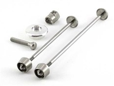 Product image for Pitlock 3 Piece Security Skewer Set For Front and Rear Wheels and Headset