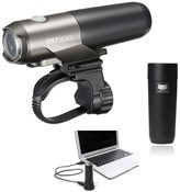 Volt 300 Kit Inc Batt + Doc Rechargeable USB Front Light