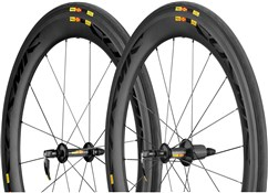 Cosmic CXR 60 Tubular Road Wheelset With Wheel-Tyre System