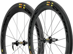 Cosmic CXR 60 Clincher Road Wheel With Wheel-Tyre System