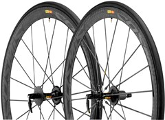 Cosmic Carbone Ultimate Tubular Road Wheelset With Wheel-Tyre System