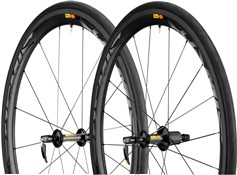 Cosmic Carbone 40 Tubular Road Wheelset With Wheel-Tyre System
