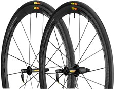 Cosmic Carbone 40 Clincher Road Wheel With Wheel-Tyre System