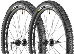 "Mavic Crossroc WTS 29"" MTB Wheelset With Wheel-Tyre System"