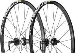 "Mavic Crossone 26"" 6 Bolt Disc MTB Wheelset"