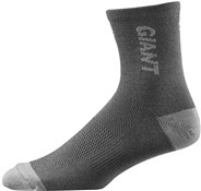 Product image for Giant Merino Realm Quarter Cycling Socks