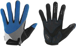 Streak Long Finger Cycling Gel Glove