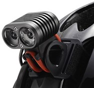 1500 Lumen Duo LED Light 2-Cell Rechargeable Front Light