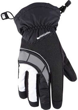 Image of Madison Stellar Mens Long Finger Cycling Gloves SS16