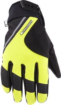 Madison Avalanche Mens Long Finger Cycling Gloves SS16