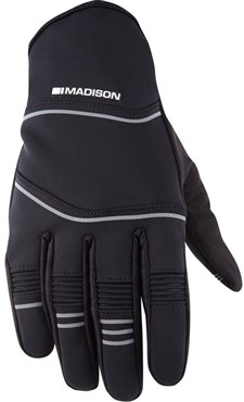 Madison Addict Mens Long Finger Cycling Gloves SS16