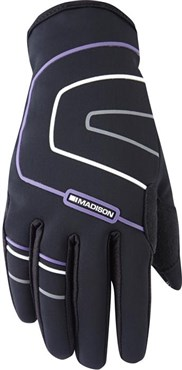 Image of Madison Womens Element Long Finger Cycling Gloves SS16