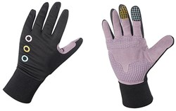 Sorbet Womens Long Finger Cycling Gloves