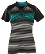 Womens Skyline Short sleeve Jersey