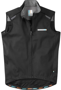 Image of Madison Road Race Softshell Cycling Gilet SS16