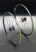 Hope Pro 2 Evo Hub NoTubes Crest Rim 26 Inch Rear Wheel
