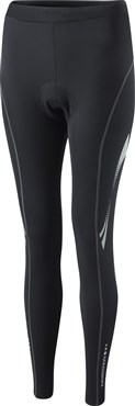 Madison Womens Stellar Cycling Tights With Pad AW16