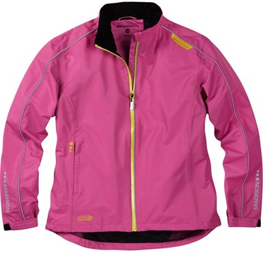 Image of Madison Protec Womens Waterproof Cycling Jacket