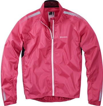 Madison Womens Pac-it Showerproof Cycling Jacket SS17