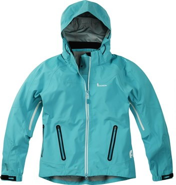 Image of Madison Womens Flo Waterproof Cycling Jacket AW16
