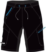 Trail Kids Cycling Shorts