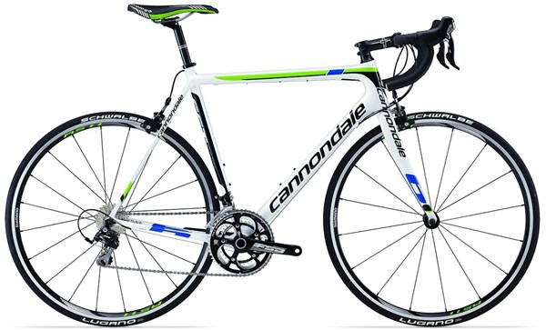 Cannondale SuperSix Evo 5 105 Compact 2014 - Road Bike