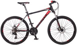 XC21 Disc Mountain Bike 2014 - Hardtail MTB
