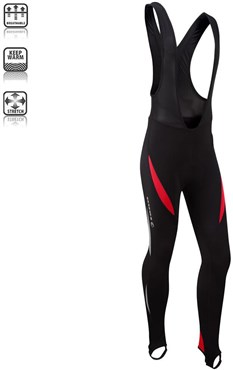 Tenn Lazer Thermal Cycling Bib Tights SS16