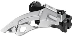 FD-M670-A SLX 10 Speed Triple Front Derailleur Top Swing Dual-pull