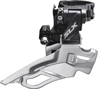 FD-M671-A SLX 10 Speed Triple Front Derailleur Conventional Swing Dual-pull