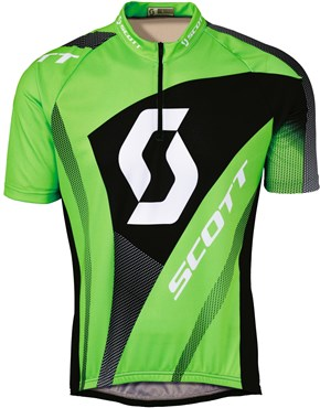 Scott Authentic Short Sleeve Cycling Jersey