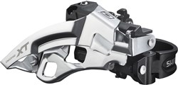 FD-M780-A XT 10 Speed Triple Front Derailleur Top Swing Dual-Pull