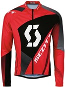 Authentic Long Sleeve Cycling Jersey