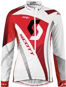 RC Light Womens Long Sleeve Cycling Jersey