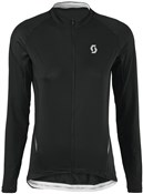 Shadow Womens Long Sleeve Cycling Jersey