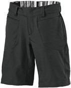 Sky 10 Womens Baggy Cycling Shorts