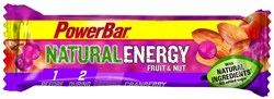 Natural Energy Fruit And Nut Bar