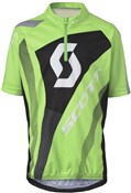 Pro A Kids Short Sleeve Cycling Jersey