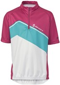 Essential B Girls Short Sleeve Cycling Jersey