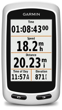 Image of Garmin Edge Touring GPS Enabled Cycle Computer
