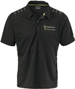 Scott Factory Team Polo Shirt