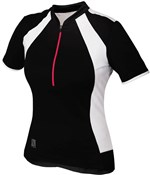 Spirit Womens Short Sleeve Cycling Jersey 2014